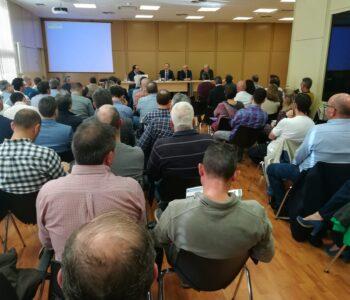El Cluster de Maquinaria Agrícola de Aragón celebra su segundo aniversario en el marco de FIMA
