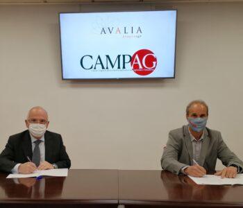 CAMPAG facilita el acceso a la financiación de sus miembros a través de un acuerdo con Avalia