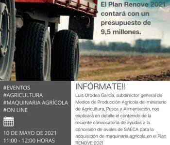 CAMPAG analiza las ayudas del Ministerio de Agricultura para maquinaria agrícola